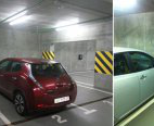 The IQ Business Center installed charging stations for electric vehicles
